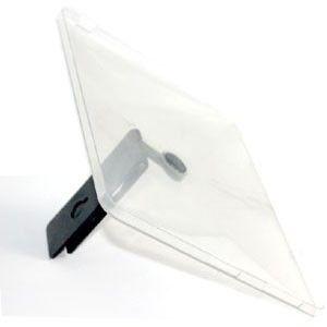 iPad Kickstand (Gjennomsiktig) iPad Deksel