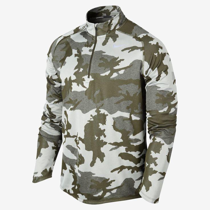 Nike Roshe Course Impression Veste Camouflage Gris