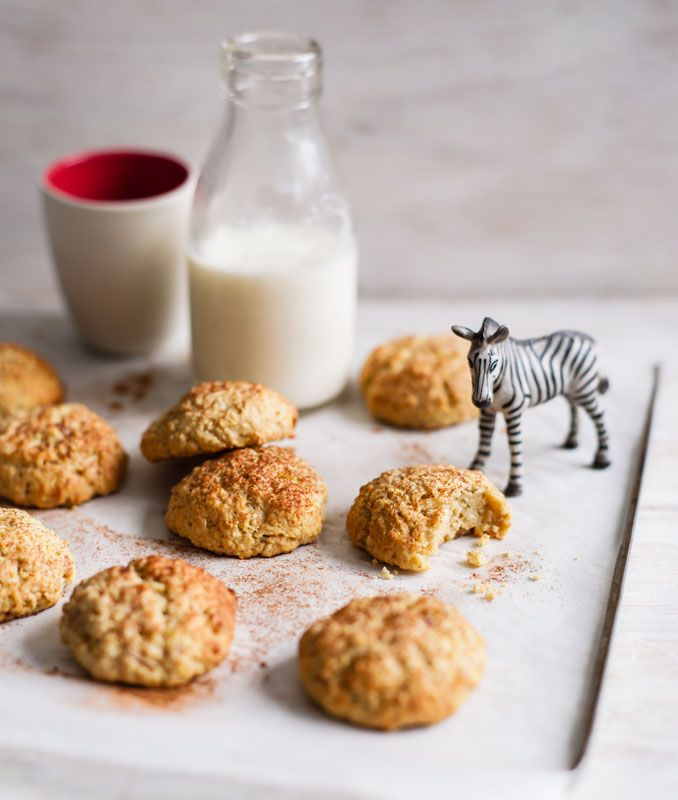 Apple macadamia cookies | Thermomix | #thermomixbaby #thermomix