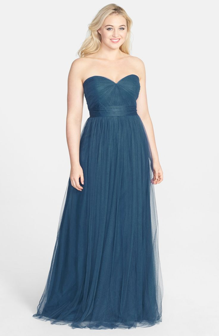 50 best pantone 2017 lapis blue wedding images on pinterest annabelle convertible tulle column dress ombrellifo Images