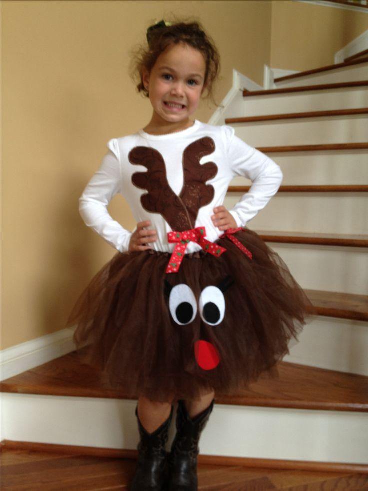 Reindeer tutu set!! $35