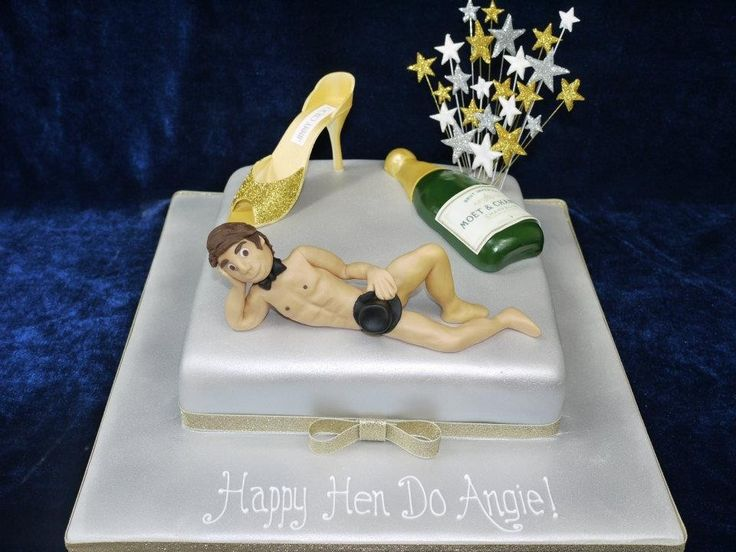 23 best images about Hens night cakes on Pinterest Black ...