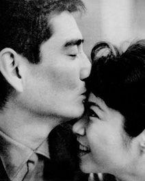 Ken Takakura & Chiemi Eri