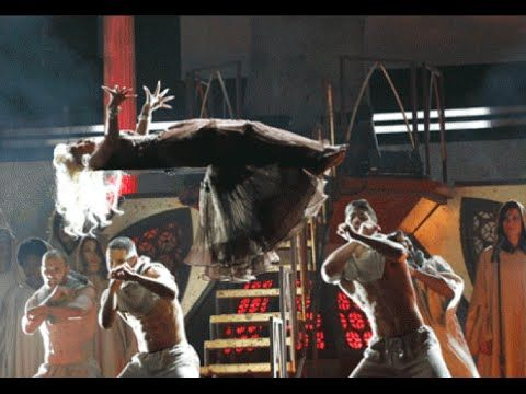 Illuminati Ritual at Grammys Performed by Nicki Minaj - Summoning a Demo...