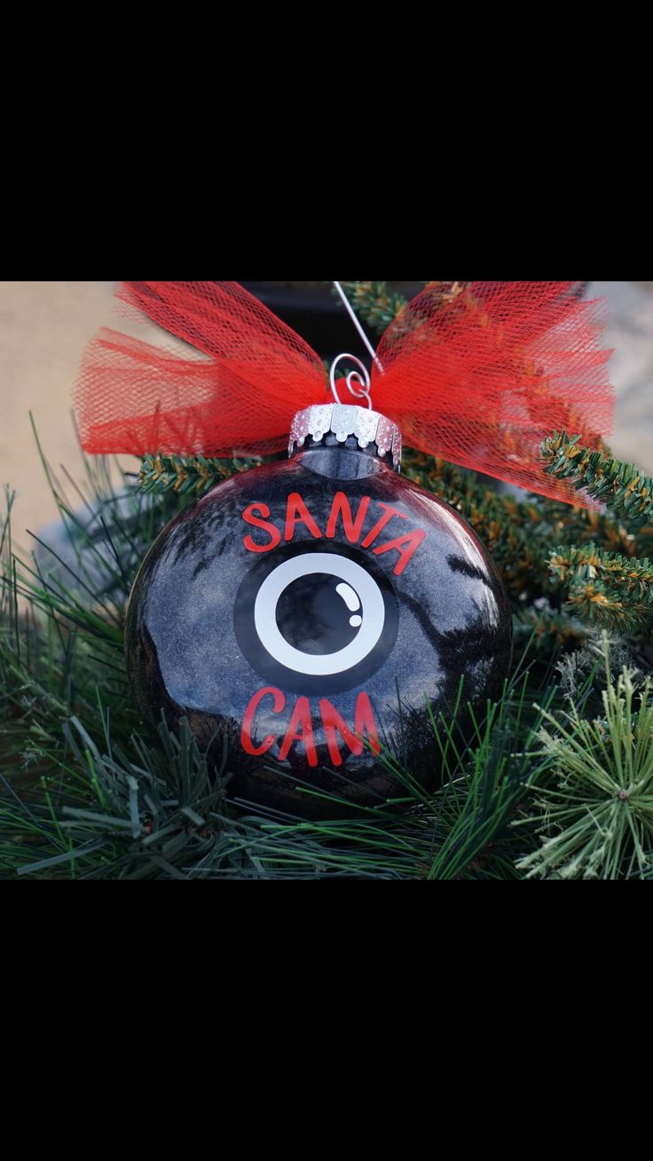 IIntroducing The Santa Spy Cam!   Adopt this new family tradition and watch the holiday magic this camera can bring!  It will be just like having Santa and his elves right there in your home watching your children through the camera!  Watch the little faces light up and be proud of their good behavior. Hide the camera in your Christmas tree, or even have your elf move it everyday with him! Available @ www.cutdesignstexas.com