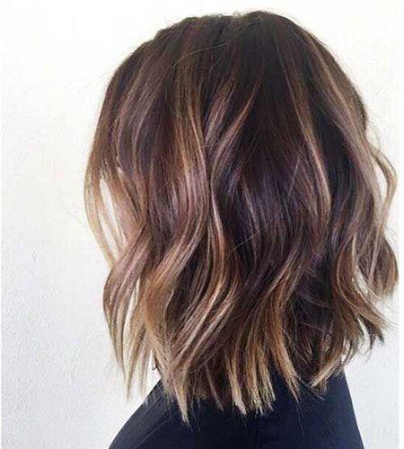 28 Balayage Short Hair