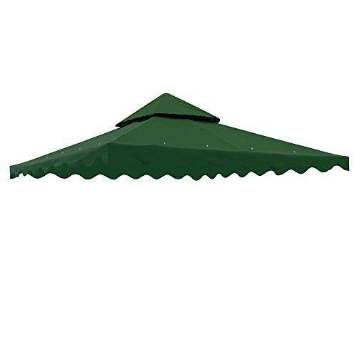 Gazebo Cover Patio Canopy Outdoor Furniture Replacement Canopies 10 x 10 RMG4H4E54 E4R46T32506307 ** Check this awesome product by going to the link at the image.(This is an Amazon affiliate link and I receive a commission for the sales)