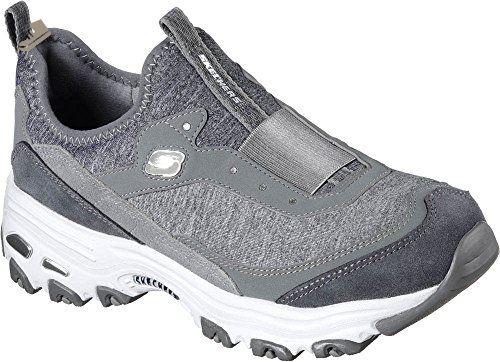 Breathe-Easy - Sweet Darling, Sneakers Basses Femme - Beige (Natural/Silver), 40 EUSkechers