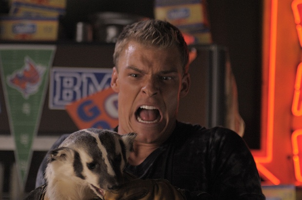 Thad- Blue Mountain State  <3 him