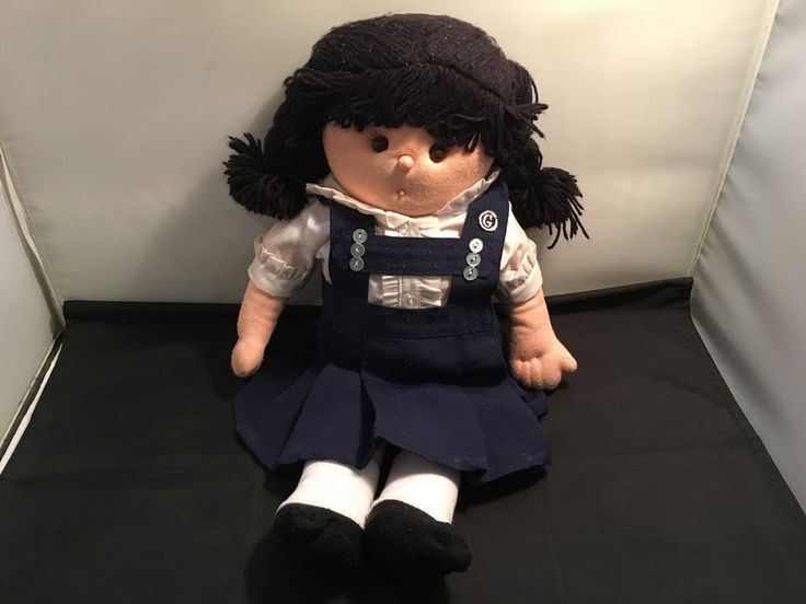 Kulasa Doll – Soft Doll in St. Scholastica  - Manila - Grade School Uniform (D8) in Dolls, Bears, Dolls, Other Dolls | eBay!