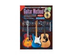 Guitar Method Book 1 Tab Edition - CD & DVD CP69068. A comprehensive,lesson by lesson introduction to the guitar.Covers notes on all strings,reading music and tablature,picking technique and basic music theory.