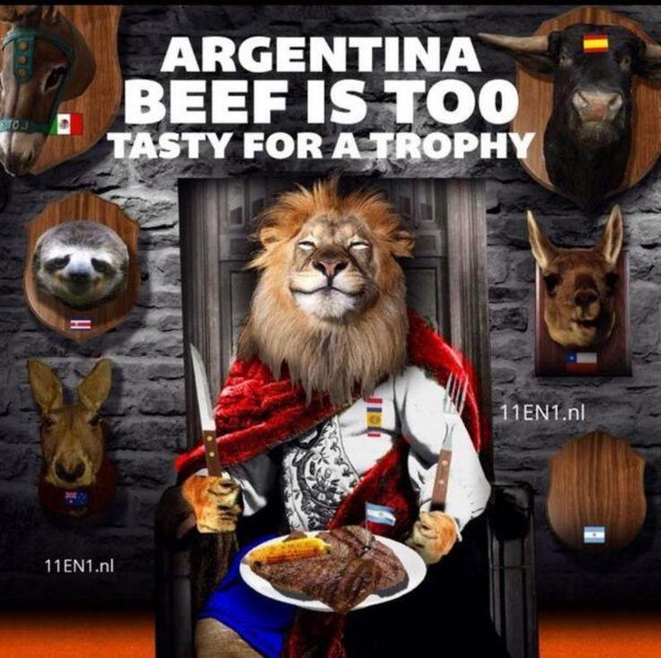 Oranje-Argentinie.