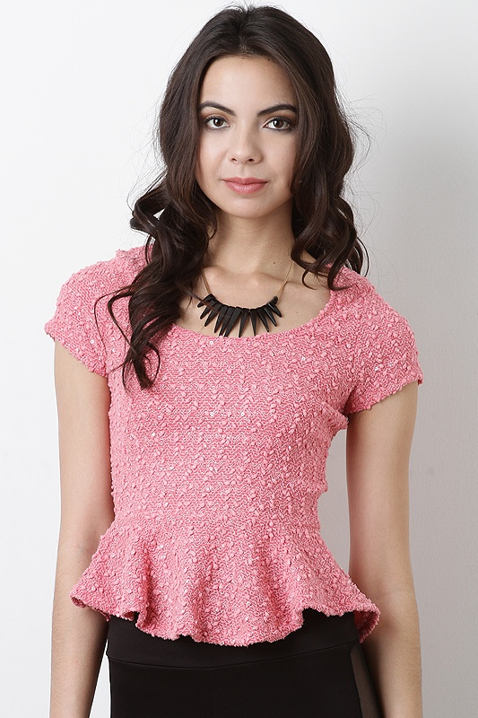 Frosted Delight Top $28.80
