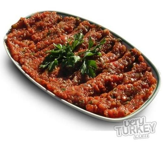 Ezme or Crushed Tomato Salad