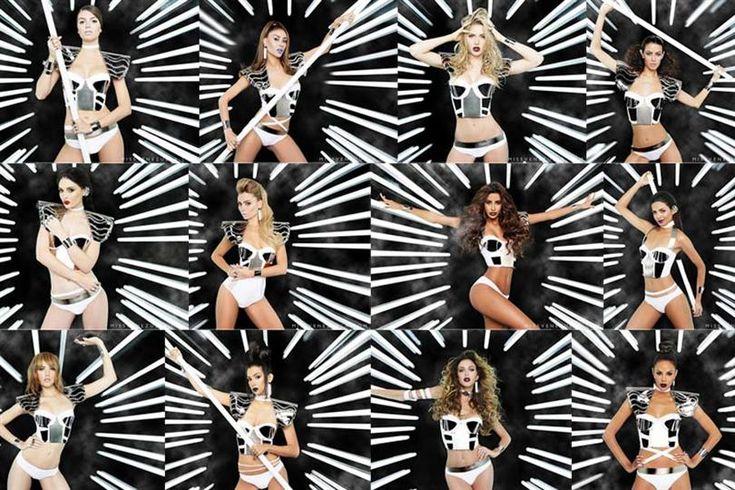 Miss Venezuela 2016 Unique Glam Shots are High on Fashion