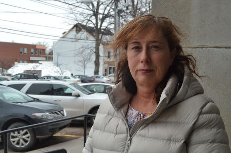 CHARLOTTETOWN, P.E.I. - The last day Lisa Donovan spent with her husband Eric she told him he had to go on stress leave.
