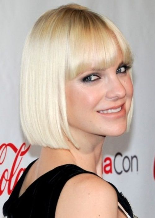 7 Best Hair Cuts One Length Above The Shoulders Images On