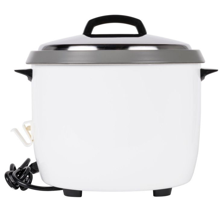 30 Cup Non-Stick Commercial Rice Cooker and Warmer - NSF