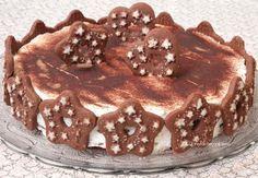 torta pan di stelle intera