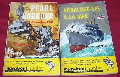 Marabout Junior / Pearl Harbour / Arrachez-Les A La Mer / Lot