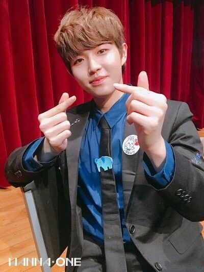 [180131] Jaehwan @ Fancafe Wanna One (Nothing without you) Fansign Selca Time Update