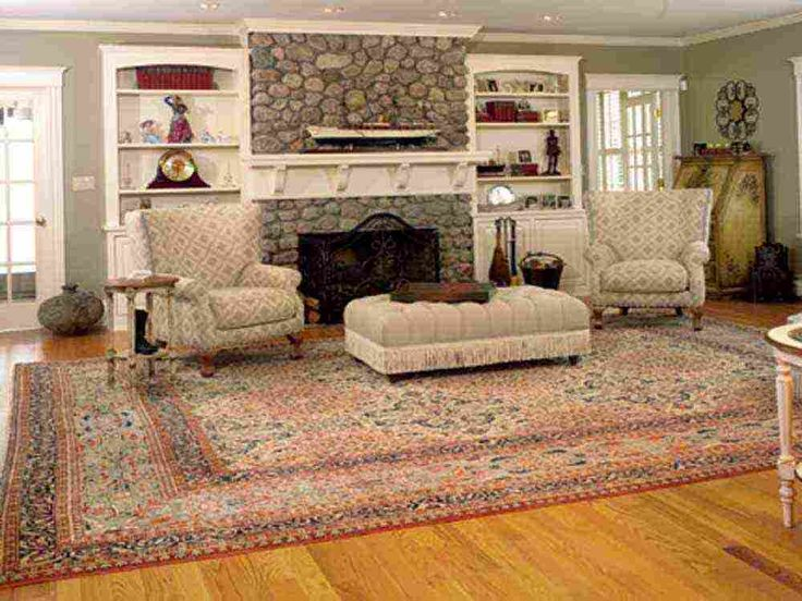 Large Rugs for Living Room