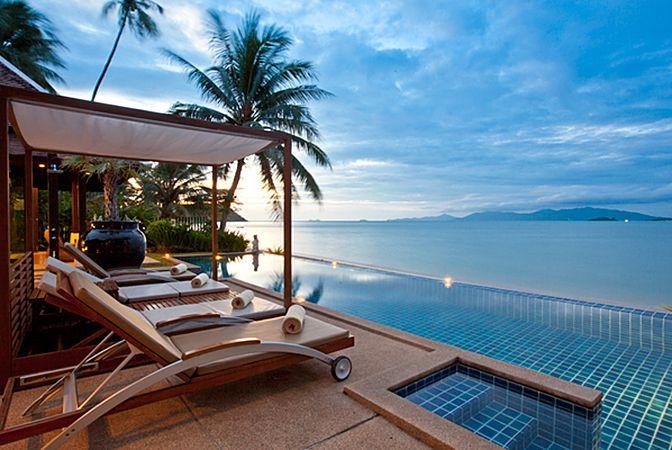 ocean front oasis