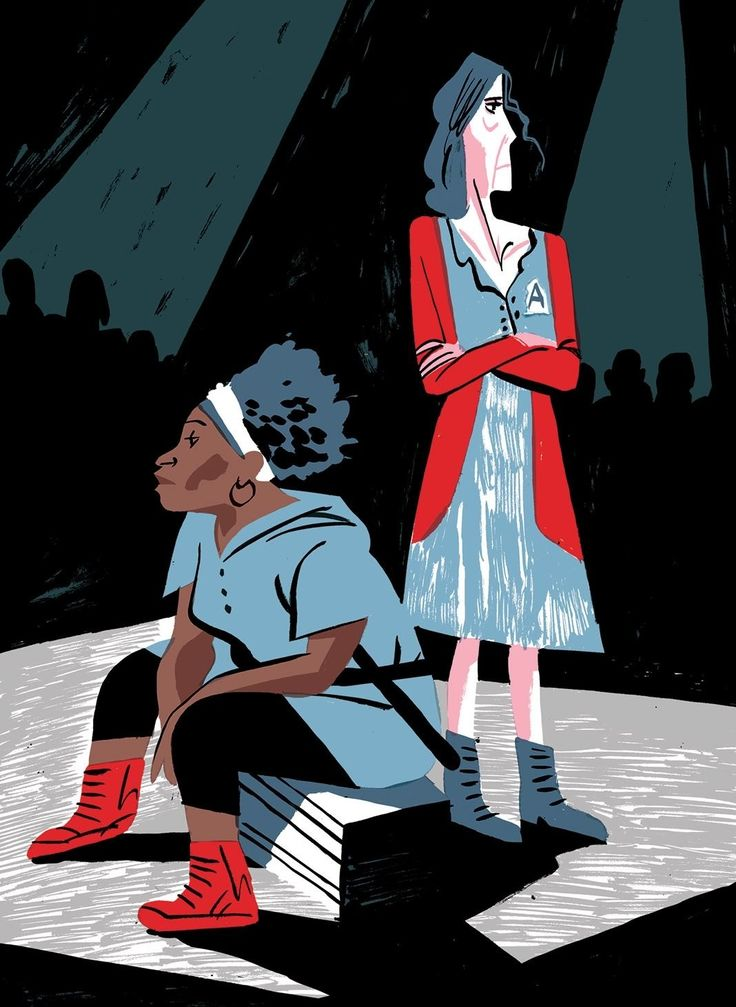 """Suzan-Lori Parks's """"Scarlet Letter"""" Spinoffs 