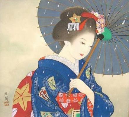 maiko 宮下柚葵『舞妓・冬』