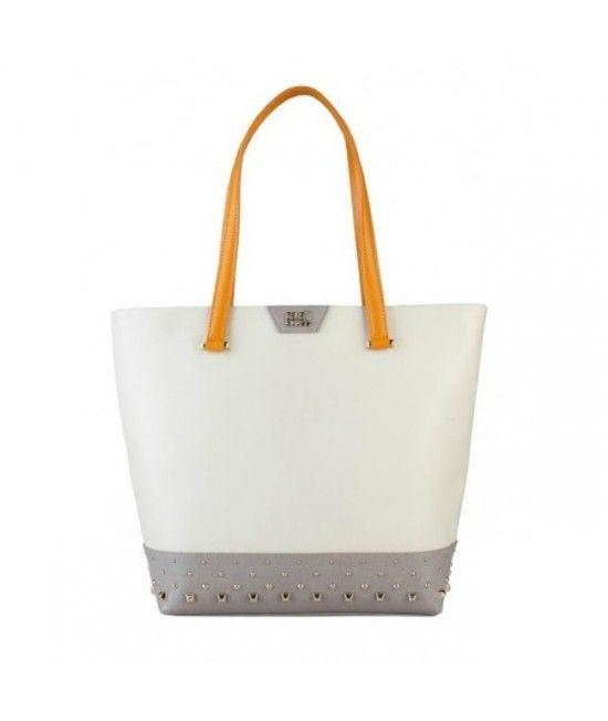 Geanta Cavalli Class White  #geanta  #cavalli  #moda  #fashion  #cadouri