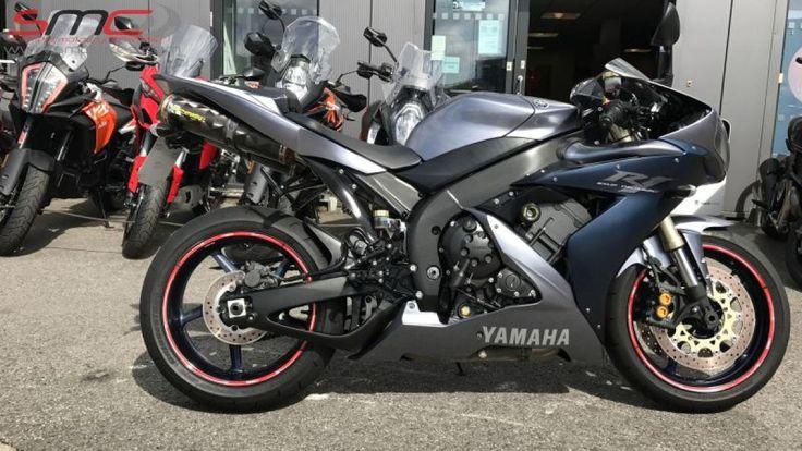 2005 Yamaha YZF-R1 Just arrived :)