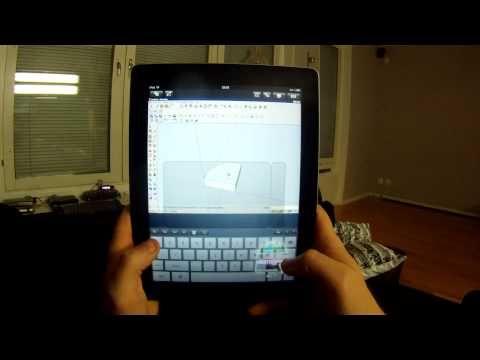 SketchUp on iPad - YouTube