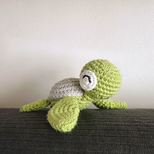 [TUTO] [Crochet] Tortues | Les Creas d'Ally