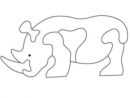 60 Dekupiersage Vorlagen Fur Puzzles Tiere Download Kostenlos Dekupiersage Vorlagen Dekupiersage Kostenlose Schablonen