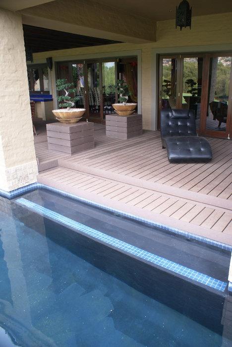 Composite #pooldeck with #Eva-tech http://www.eva-tech.com/en/eva-last/pool-decks
