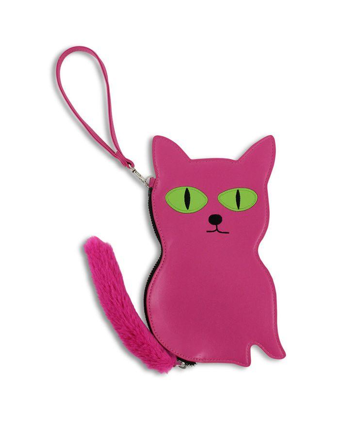 David Shrigley Cat Purse
