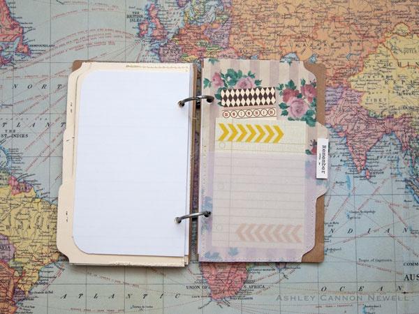 Travel Journal & Scrapbook
