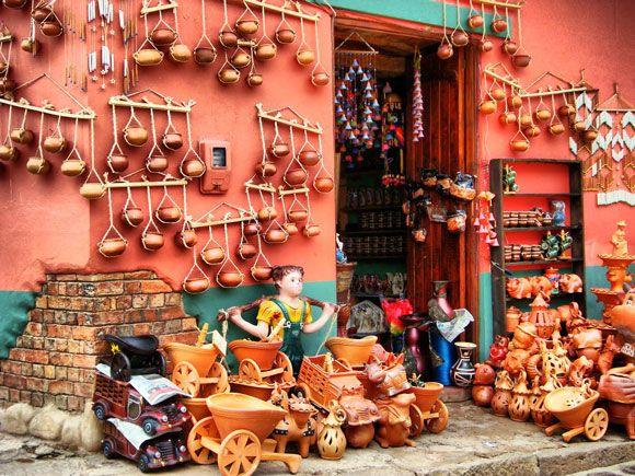 5 planes románticos en Colombia