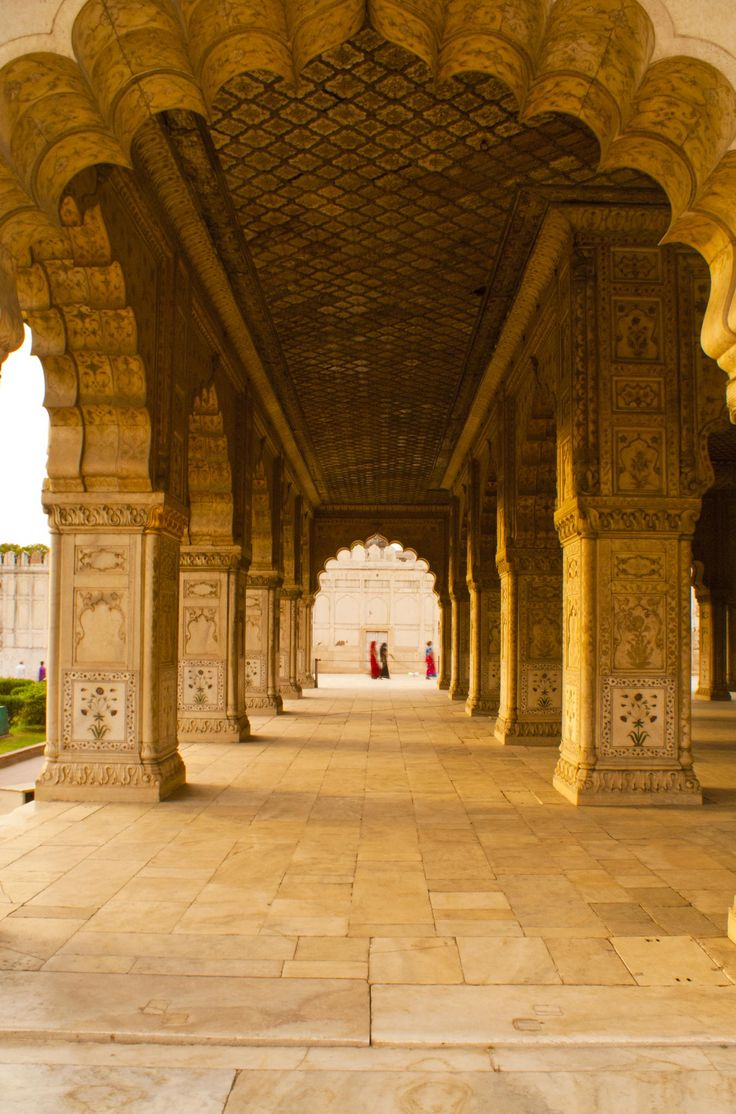 """History in front of us: After """"King Prithviraj Chauhan"""" lost the war to Brutal """"Mughal Emperors"""" it served as the residence of the Mughal Emperors...."""