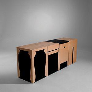 Ron Gilad, Designfenzider, Contemporary Conceptual Design - Functional Conversation Pieces.