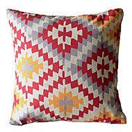 Geometric Rhombus Decorative Pillow Cover – AUD $ 17.15