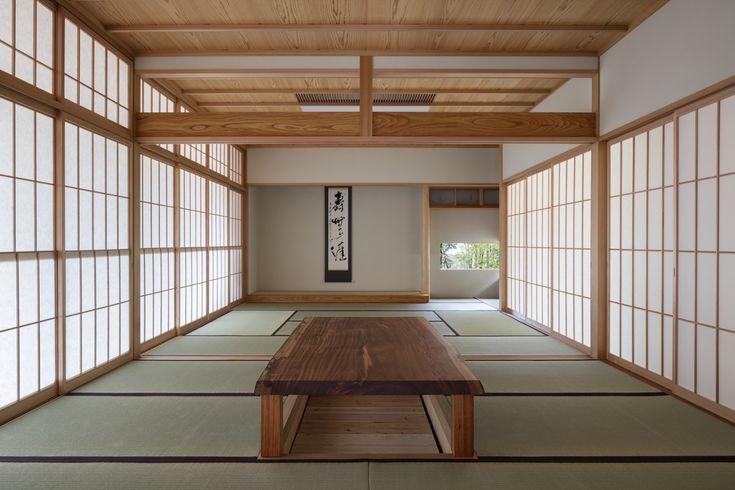 House of Holly Osmanthus,© Shigeo Ogawa