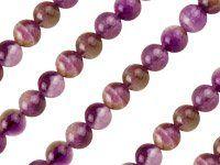 Amethyst 6mm round beads #PinItToWINIt
