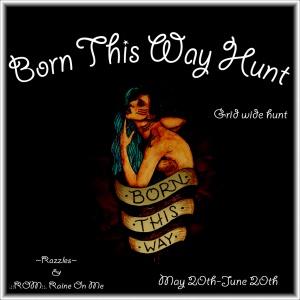 Born This Way Hunt Hints  Secondlife Hunts
