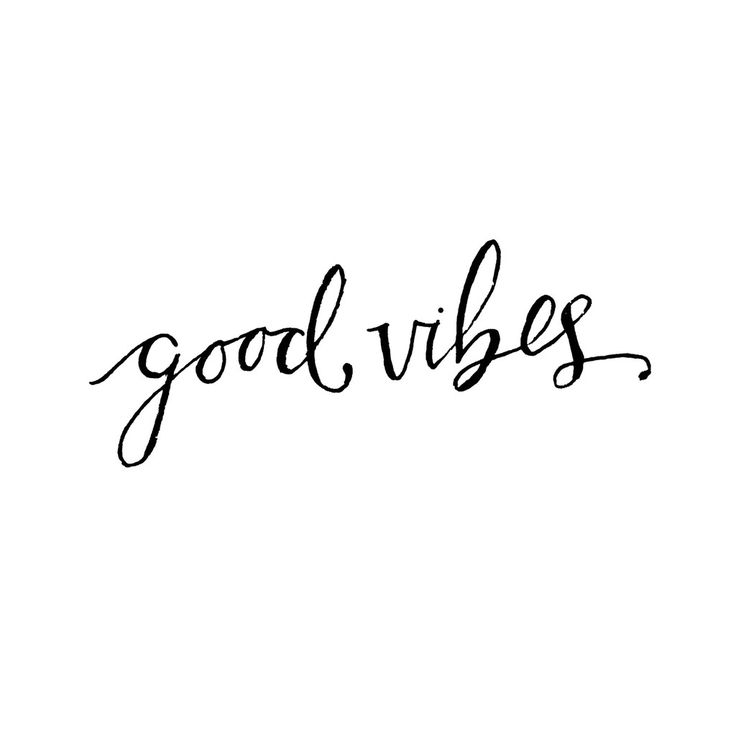 """Sending good vibes your way with our Good Vibes tat. - MADE IN THE USA - As seen in People Magazine - Dimension: 1.5"""" x 2"""" - Safe and non-toxic All orders must be a minimum of $10.00. FREE PRIORITY SH"""