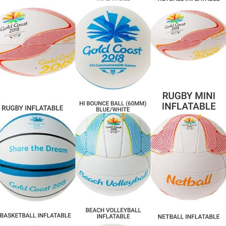 More Christmas Gift ideas. Full range of Commonwealth Games Balls Available at our 2 Locations. @CoastalExpressions @XpressitTees #CG2018 #Borobi2018 #GoldCoast #SurfersParadise #Borobi #GC2018 #SharetheDream