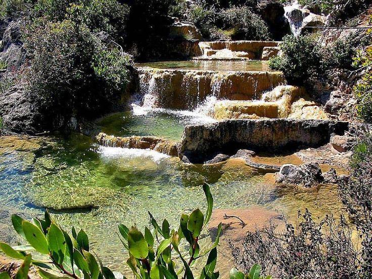 Sardegna-Le cascate di Buddidorgia a Perdasdefogu