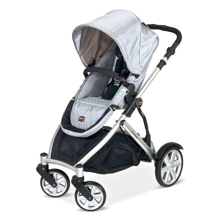 Britax B-Ready Stroller - Silver - Britax - Babies