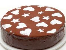 """12"""" Trio Mousse Cake"""