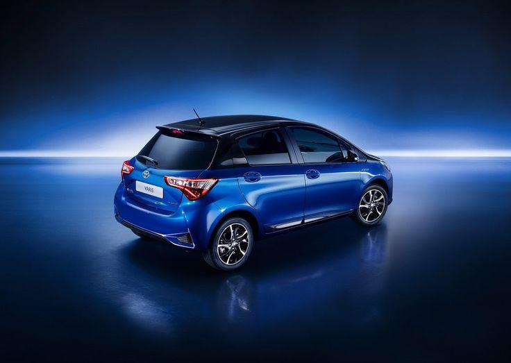 Toyota Yaris Hybride : menues améliorations pour 2017